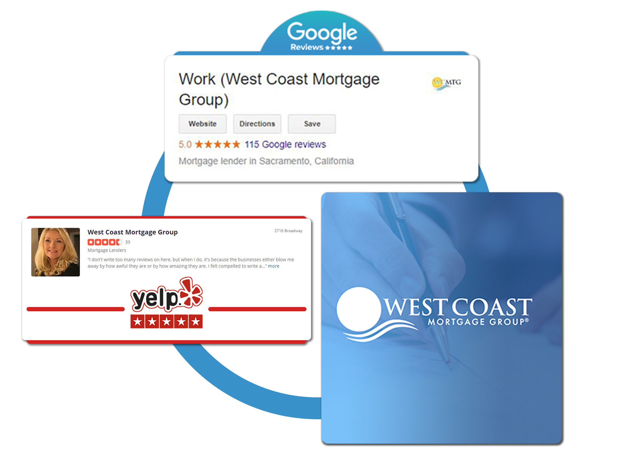reviews graphic west coast mortgage group