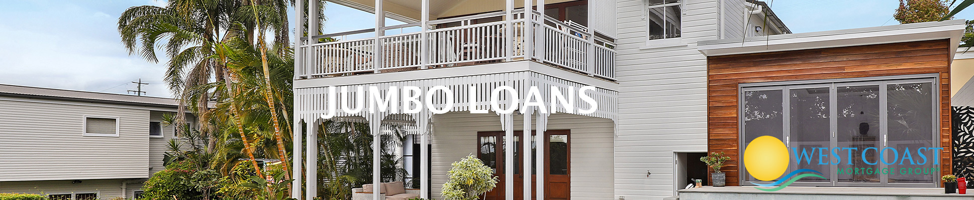 jumbo loans west coast mortgage group