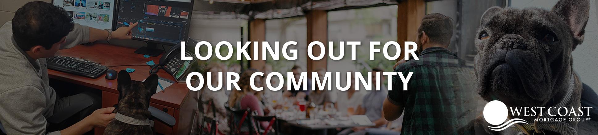 Community Contributions | West Coast Mortgage Group Sacramento, CA