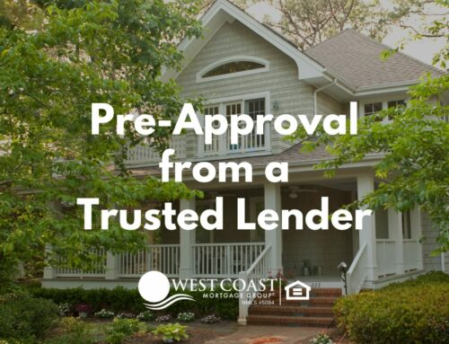Pre-Approval from a Trusted Lender